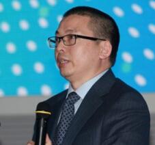 北京钧涵基业企业管理顾问有限公司创始人、董事长谢志华照片