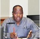 西非国家经济共同体私营企业部部长AlfredBraimah照片