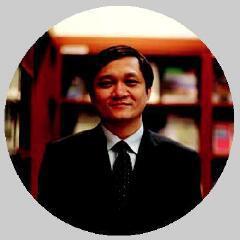 中欧国际工商学院教务长丁远照片