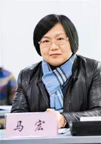 深圳市妇女联合会党组书记、主席马宏照片