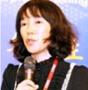 中信银行信用卡培训与发展中心副总经理郑志燕照片