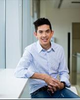 Adidas中国区总裁COLINCURRIE照片