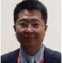 上海长江科迈普电梯副总经理岳昉照片