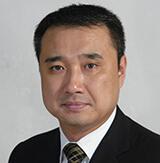 华侨城国际酒店管理公司董事长金阳照片