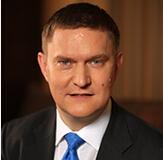 洲际酒店集团大中华区首席执行官柯明思照片