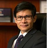 雅阁酒店集团(澳大利亚)中国区首席执行官张黎明照片