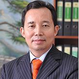 维亚纳酒店集团创始人兼董事长黄德满照片