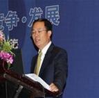日立(中国)有限公司副总经理龙剑照片
