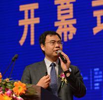 中国民办教育协会培训专业委员会副理事长牛新哲照片