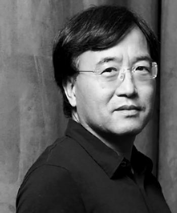 台湾创意设计中心执行长陈文龙照片