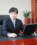 科大讯飞高级副总裁、研究院院长胡郁照片