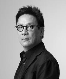 设计师梁志天照片