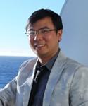 国家青年千人;中国科学院物理研究所百人计划特聘研究员刘雳宇照片