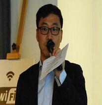 泽比克建筑设计事务所董事执行总监王旭照片