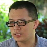 福州老建筑志愿者团队创始人薛纪天照片