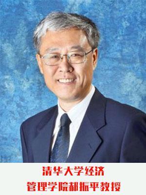清华大学经济管理学院教授郝振平照片