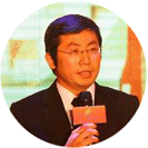 完美世界副总裁刘航照片