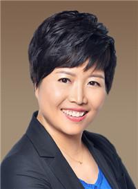 comSCore中国区副总裁蔡芳照片