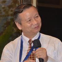 中国物流学会副会长恽绵照片
