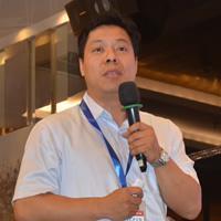 感知科技产业集团副总裁姜华照片