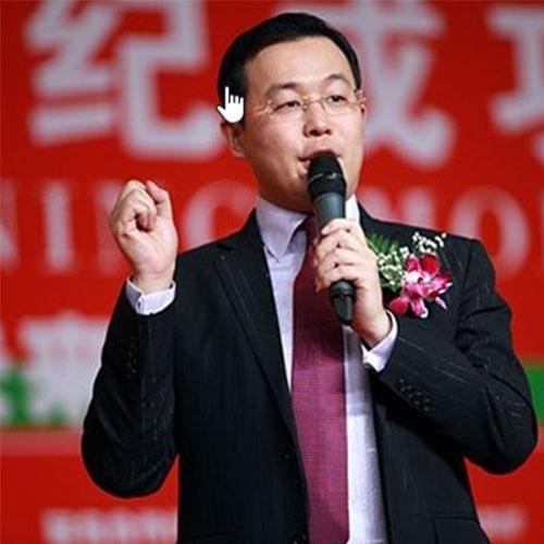 胜者企业管理集团董事长张斌照片
