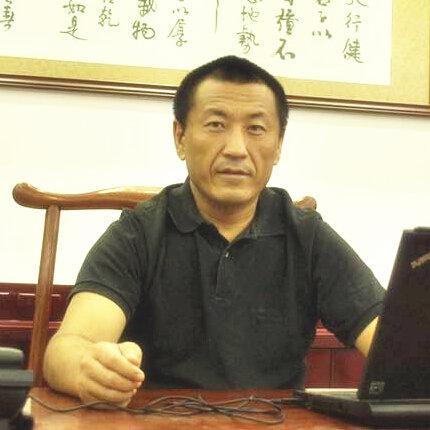 国际B2C电商连锁集团百事泰董事长徐新华照片