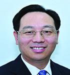 大唐电信集团副总裁陈山枝照片