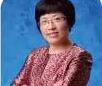上海市医学会涉外医疗专业委员会主任委员顾静文照片