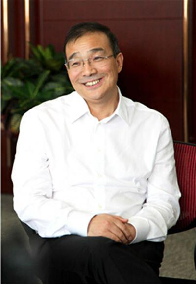 乐普(北京)医疗器械股份有限公司董事长蒲忠杰照片