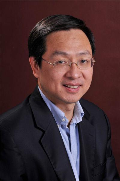 软银中国资本主管合伙人华平照片