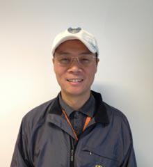 蚂蚁金融服务集团高级研究员阳振坤照片