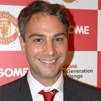 曼彻斯特联足球俱乐部商务总监Jamieson Reigle