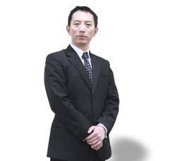 北京万达运通国际物流公司董事张华林照片
