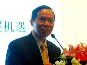 发改委宏观经济研究院副院长陈东琪照片