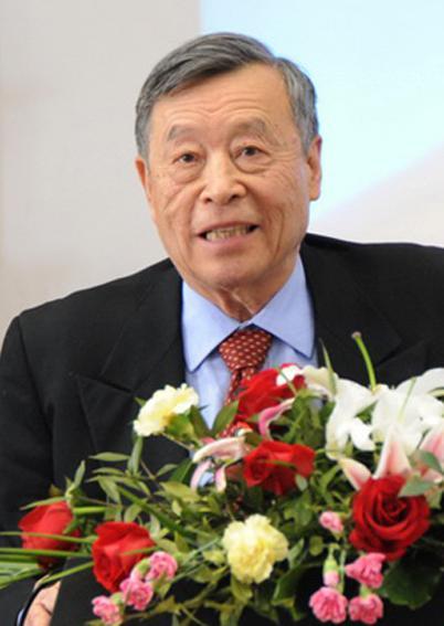 原清华大学副校长张慕葏照片