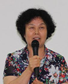 北京师范大学教授李淑英照片