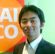 Bandai NamcoGeneral ManagerAtsuo Nakayama照片