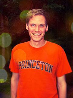 Princeton University普林斯顿大学Charlie照片