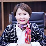 百度移动游戏CEO王菲照片