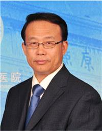 中国抗癌协会介入诊疗分会副主任委员邹英华照片
