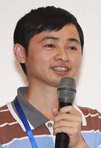 AdMasterAdMaster技术副总裁兼总架构师卢亿雷照片