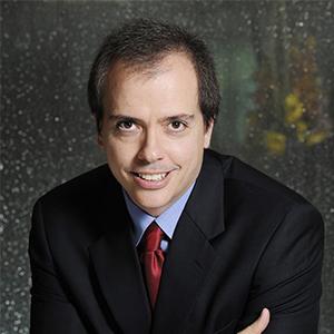 谷歌全球合作伙伴关系业务总裁Daniel Alegre 照片