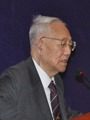 中国科学院资深院士、同济大学终身荣誉教授孙钧