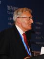 美国希图集团(CH2M HILL)高级副总裁、国际隧道协会(ITA) 前主席Martin C.Knight照片