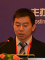 狮子洋隧道项目部总工程师杜闯东
