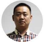 OFweek行业研究中心高级分析师严胜辉照片