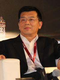 中国工商银行私人银行部经理马剑照片
