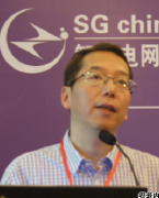 中国电科院电力自动化所副总倪益民照片