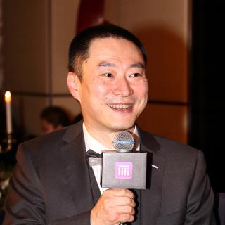 丽人丽妆创始人、CEO黄韬照片