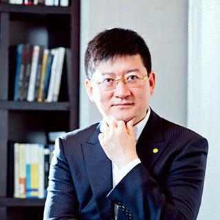 银泰集团CEO陈晓东  照片